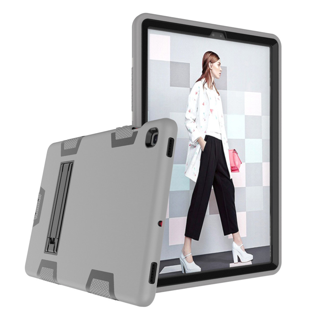 10.1'' Cover For Samsung Galaxy Tab A T510 T515 2019 Tablet Case Cover Hybrid Case Shockproof Shell Stand G5