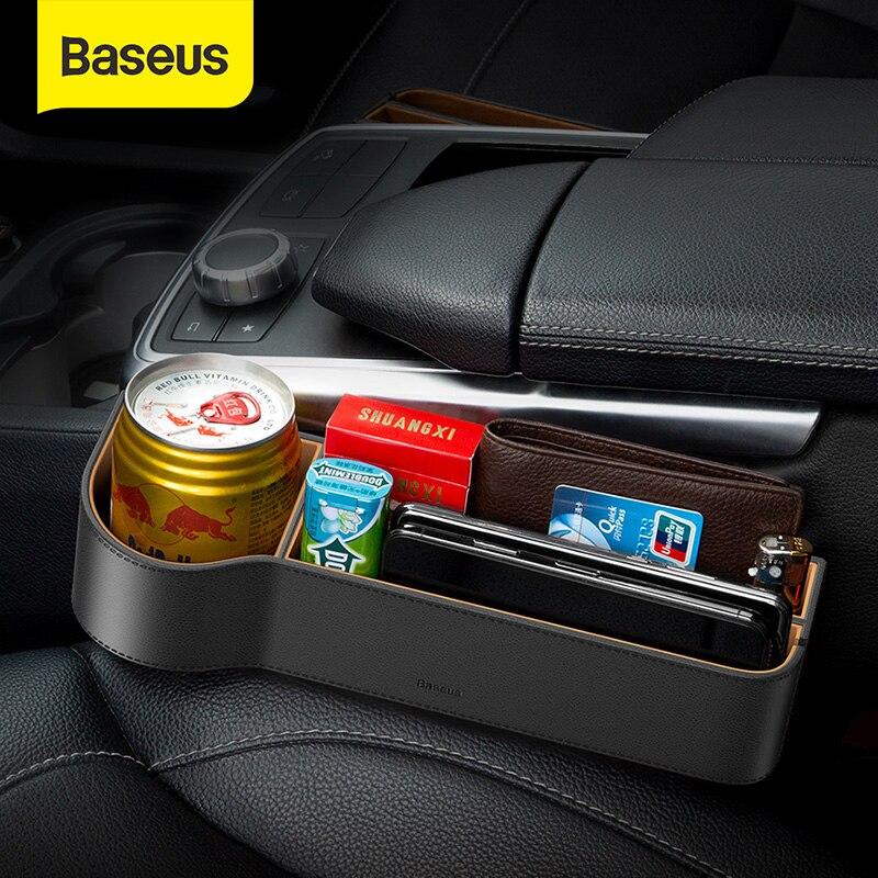 Redcolourful Car Storage Net bolsillo organizador de accesorios interiores para coche organizador de microfibra cuero negro peque/ño accesorio pr/áctico para coche