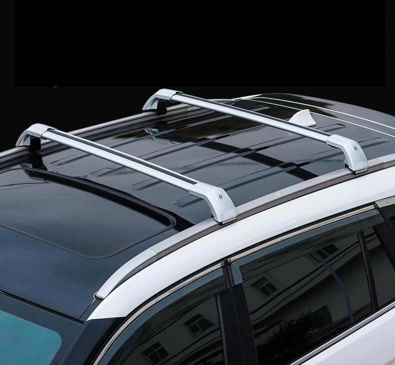 new silver for nissan kicks 2017 2018 2019 2020 roof rack luggage roof rack roof rail cross bar