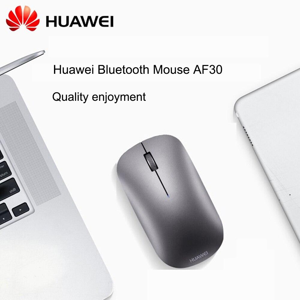 Huawei af30 original mouse negócios bluetooth 4.0 sem fio leve escritório portátil glória notebook matebook 14 mouse