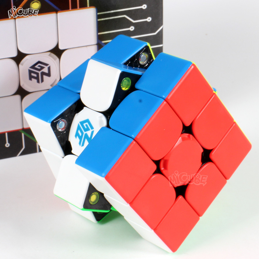 GAN356 I Play Magnetic Magic Speed Cube Station App Online Competition GAN 356 I Play Magnets Puzzle Cubes GAN356i Play 3x3 GANS 4