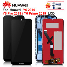 Y5 Lcd Display Voor Huawei Y5 2019 Honor 8S Lcd AMN-LX9 AMN-LX1 AMN-LX2 AMN-LX3 Lcd Touch Screen Display Digitizer montage Onderdelen(China)