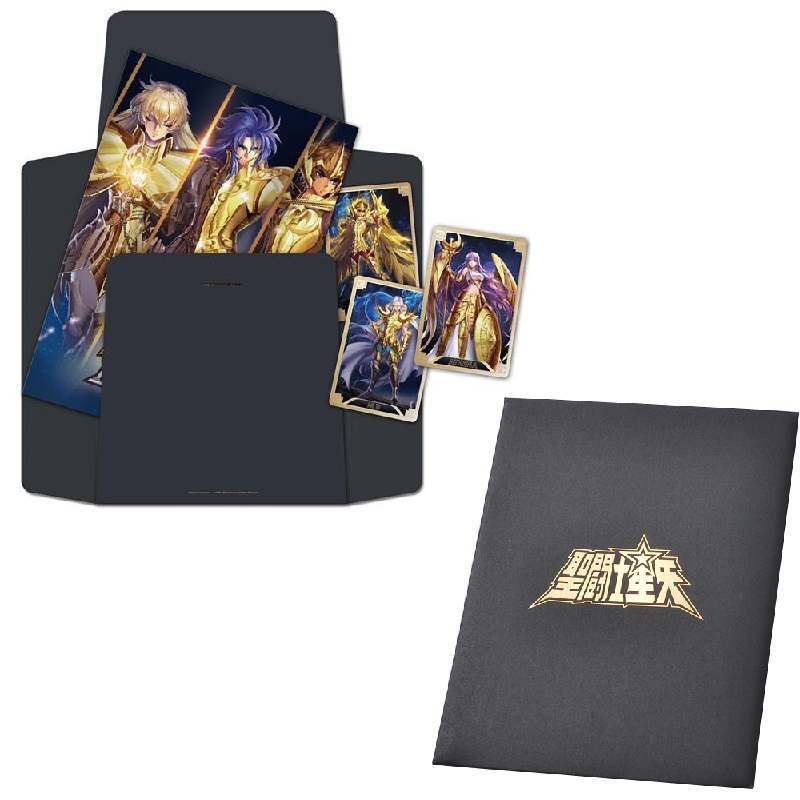 Saint Seiya Around Hangzhou Station Exhibition Commemorative Card Athena Card Flash Card Collection