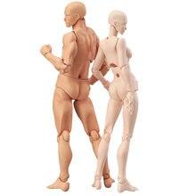 1 Набор фигурок для рисования художников модель манекена человека
