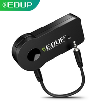 EDUP Bluetooth Adapter Cable For Car 3.55mm Jack Aux Blue-tooth 4.1 Receiver Speaker Audio Music Transmitter Headphone