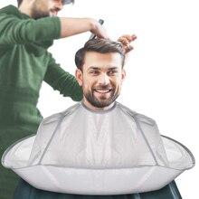 Hair Cutting Cloak Umbrella Cape Cutting Cloak Wrap Hair Shave Apron Hair Barber Gown Cover Children Girls Boys Haircut Tool