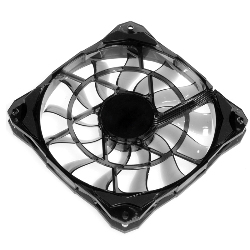 Cooling <font><b>Fan</b></font> Slim 15mm Thickness 53.6CFM <font><b>120mm</b></font> <font><b>PWM</b></font> Silent <font><b>Fan</b></font> for Home Office New Arrival image