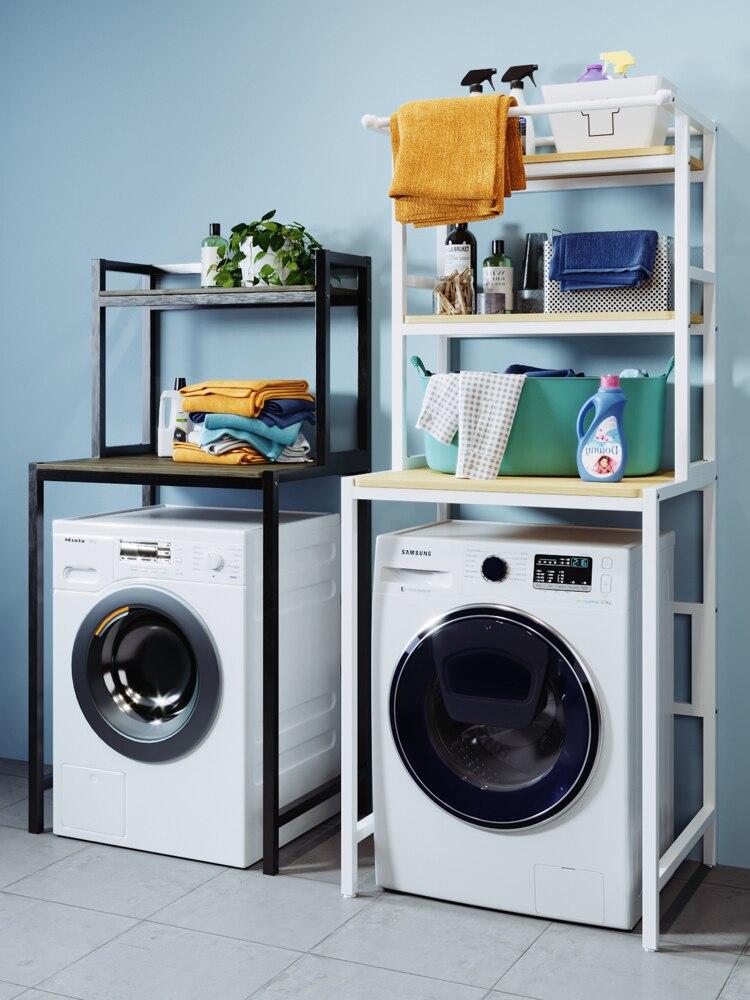 Laundry rack landed on toilet drum above storage balcony overturned laundry font b closet b font