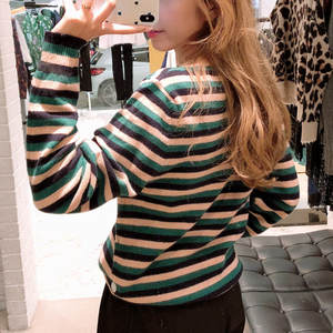 Women Sweater Hot Diamond Tiger Pure Cashmere Sweater