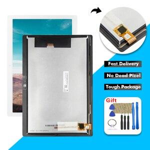 Para lenovo tab m10 TB-X505X TB-X505L TB-X505F TB-X505 display lcd tela de toque digitador assembléia