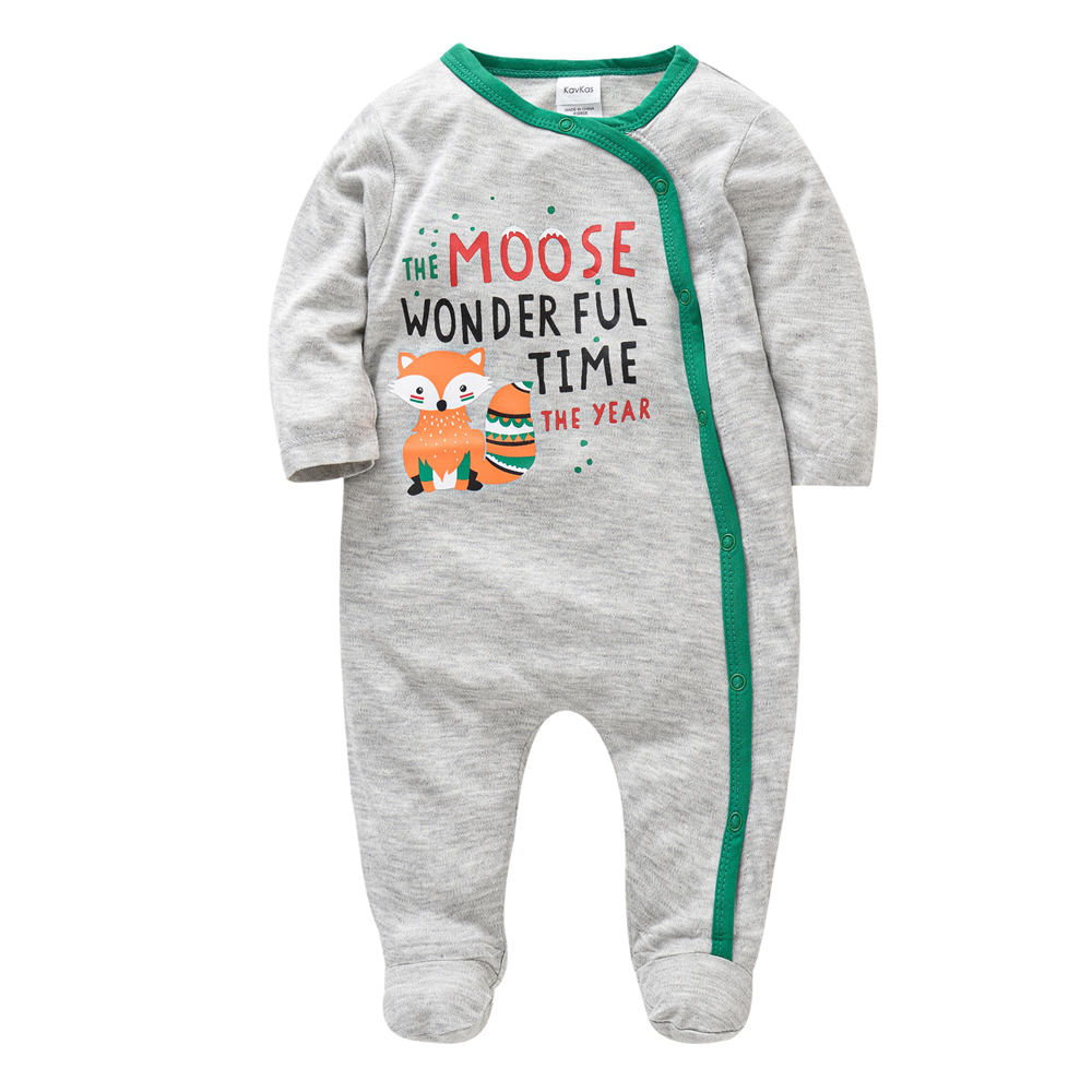 Toddler Girls Baby Clothes Bebe File Romper Cotton Newborn Body Suit Baby Pajama Boys Animal Cartoon Jumpsuits