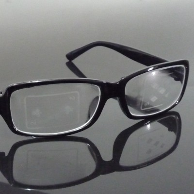 Magic Ghost Glasses 2.0 Version Magic Tricks Selected Card Appears On Glass Magia Close Up Illusions Prop Accessories Mentalism