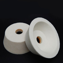1pcs Cup-shaped Dia70/100/125mm White corundum grinding wheel high quality White corundum