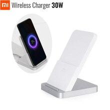 オリジナルシャオ mi ワイヤレス充電器 30 ワット最大 mi 9 プロ (30 ワット) mi × 4 2 S/3 (10 ワット) Qi EPP 互換携帯電話 (5 ワット) マルチ安全