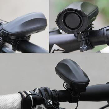 123dB elektryczny róg elektryczny róg Super głośny elektryczny róg rower elektryczny dzwon jeździć sprzęt elektryczny róg z dobrej jakości tanie i dobre opinie Aubtec KLAKSON ELEKTRYCZNY CN (pochodzenie) Electric horn reinforced plastic electronic components 4 6 * 3 8 * 9 4cm Bicycle electronic horn