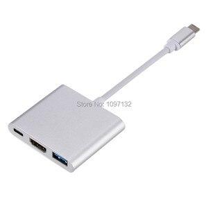 Image 2 - 1080 1080p hdmi タイプ c アダプタ nintend スイッチ充電ポータブルドックスイッチ ns usb 3.0 に hdmi ビデオコンバータ