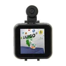 LILYGO®Ttgo T Watch K210 esp32 chip ai reconhecimento facial programação módulo bluetooth wifi