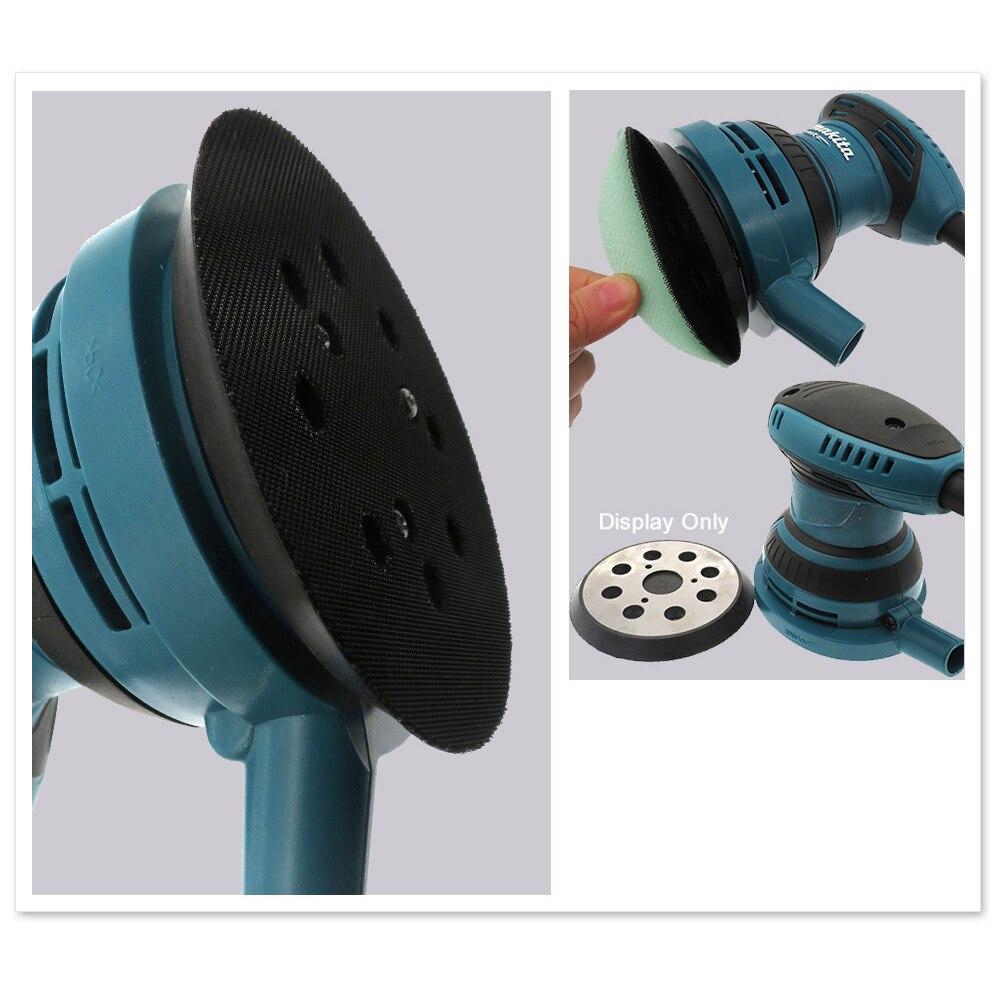 For Makita BO5041 Grinding Disc Electric Polishing Sander Pad Sandpaper