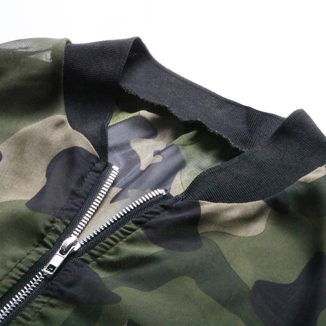 PGSD 2021 New Spring Summer Long sleeve zipper Sunscreen jacket Women clothes Casual holiday Loose camouflage thin coat female 5