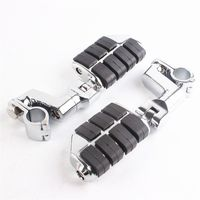 Motorcycle Front Footpegs Footrest Foot Pegs Rest Rearset For Honda VT750 Shadow 750 VT750C ACE