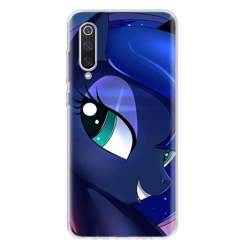 My Little Pony Phone Case for Xiaomi Redmi Note 9 8 7 8A 7 7A 6A S2 K20 K30 8T 9S MI 9 8 CC9 F1 Pro Fashion Cover Capa