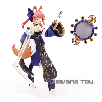 Fate Grand Order Anime Extra Caster Tamamo No Mae Figma 304 PVC Action Figure Model Doll Toy Gift 5