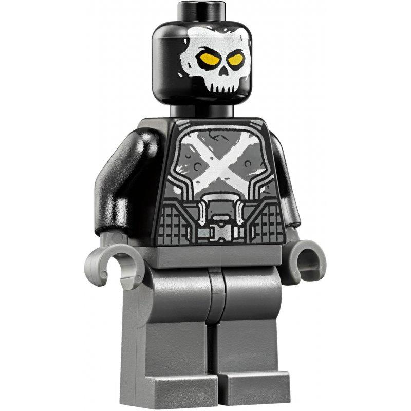 Marvel End Game Lego Moc Minifigure Toys Crossbone