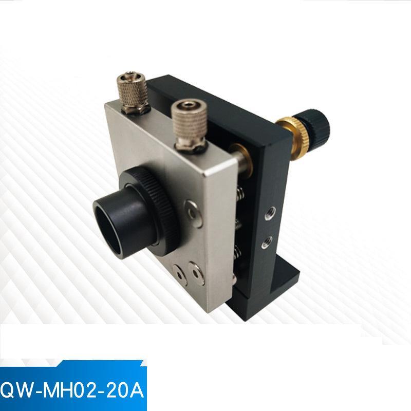 2 / 4 Dimensional Laser Welding Machine Mirror Holder Laser Marking Machine Adjustment Frame Lens Holder Lens Adjustment