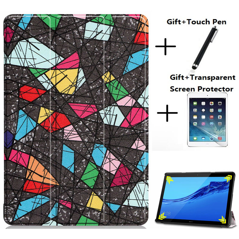 Light Weight Case For Huawei MediaPad T5 10 AGS2-W09 AGS2-L09 AGS2-L03/W19 10.1