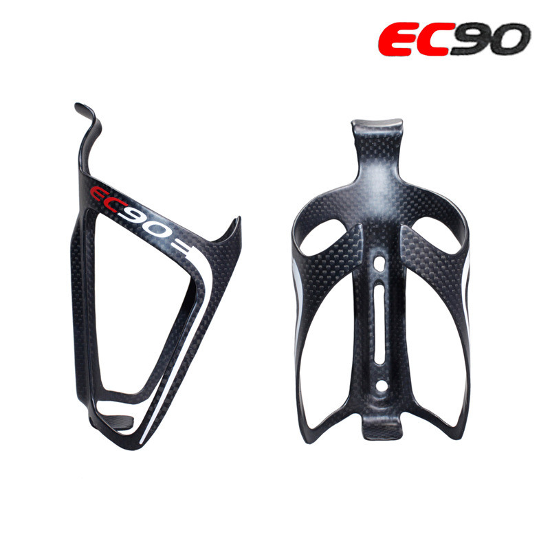 MTB Bike Water Bottle Holder Carbon With Screws Lightweight Bottle Cage Mountain Road Bicycle Water Cup Cage Cycle Accessoies