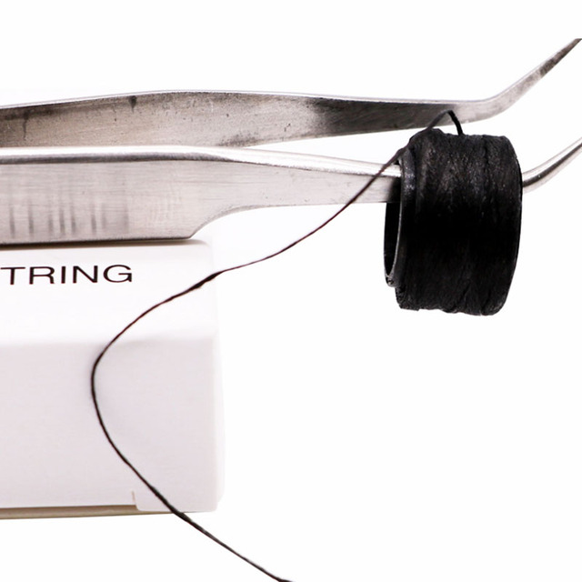 Microblading Supplies Pre-Inked Eyebrow Mapping String 10 Meters Ultra Thin Mess-Free Thread Create a Crisp Spot-on Brow Map 5