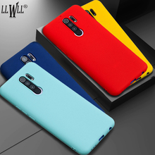 Candy Color Liquid Silicone Case For Xiaomi Redmi Note 4 X 5 6 7 8T 8 T 9S 10S 9 10 Pro Max S 4X 5A 6A 7A 8A 9A 9C Slim Cover
