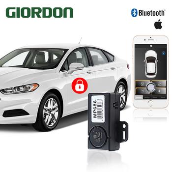 System alarmowy samochodu Smartphone potrząsając telefonem komórkowym 2 razy aby odblokować zablokować Oryginalny samochód sygnalizator syreny lub kierunkowskaz tanie i dobre opinie GIORDON Urządzenie zabezpieczające przed kradzieżą dwukierunkowa Pilocie zdalnego sterowania aby otworzyć pokrywy bagażnika i części