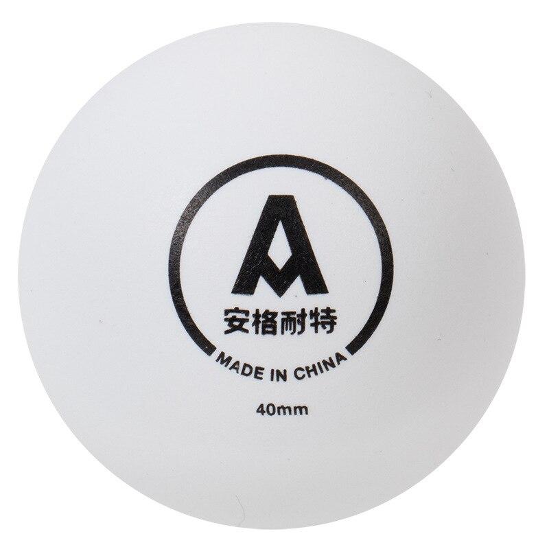 60 PCs-Deli Engelhard F2390w Ping Pong Training White Ball 40 Millimeter Ball Machine Lottery Balls