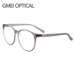 Gmei Optical Ultralight TR90 Women Glasses Frame Round Prescription Eyeglasses Myopia Optical Frames Girl Eyewear Y1027