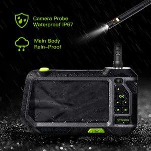 Image 5 - Lente de cámara Dual NTS500 de 5,5mm y 8mm pantalla 1080P HD 5,0, tubo LCD, cámara de inspección para automóviles, endoscopio, IP67, videoscope, kamera subacuática