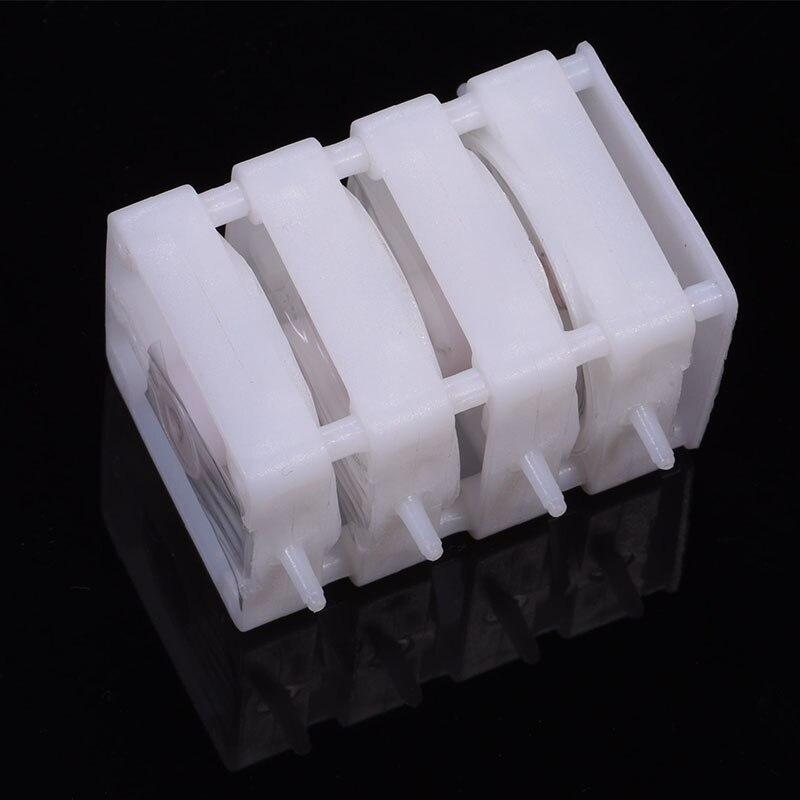 Односторонний клапан для Canon/ HP/ Epson/ Lexmark/ Brother, заслонки для чернил с защитой от возврата, 4, 5, 1, 5, 8|Детали принтера|   | АлиЭкспресс