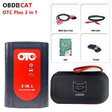 Alta qualidade mais recente v14.30.023 versão para it3 gts otc scanner ferramenta de diagnóstico automático gts tis 3 otc 3in1 scanner para brinquedo-oya it2