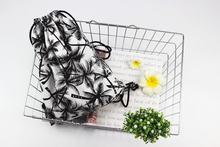 Сумка на шнурке с принтом дерева 100% хлопок сумка органайзер