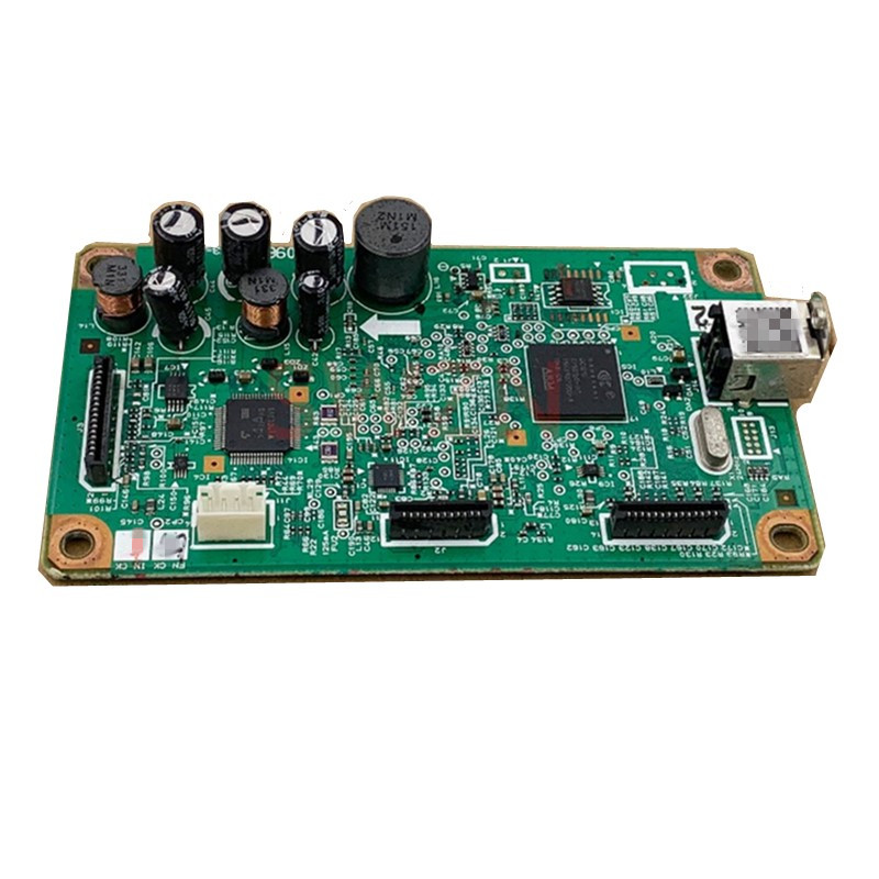 Main Board Motherboard Formatter Board For Canon MF3010 MF-3010 MF 3010 logic FM0-1096 FM0-1096-000 Printer Mainboard image