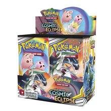 324 pièces Pokemon Carte GX EX anglais bataille Carte Trading brillant jeu Collection cartes Booster boîte cadeaux de noël pour enfants