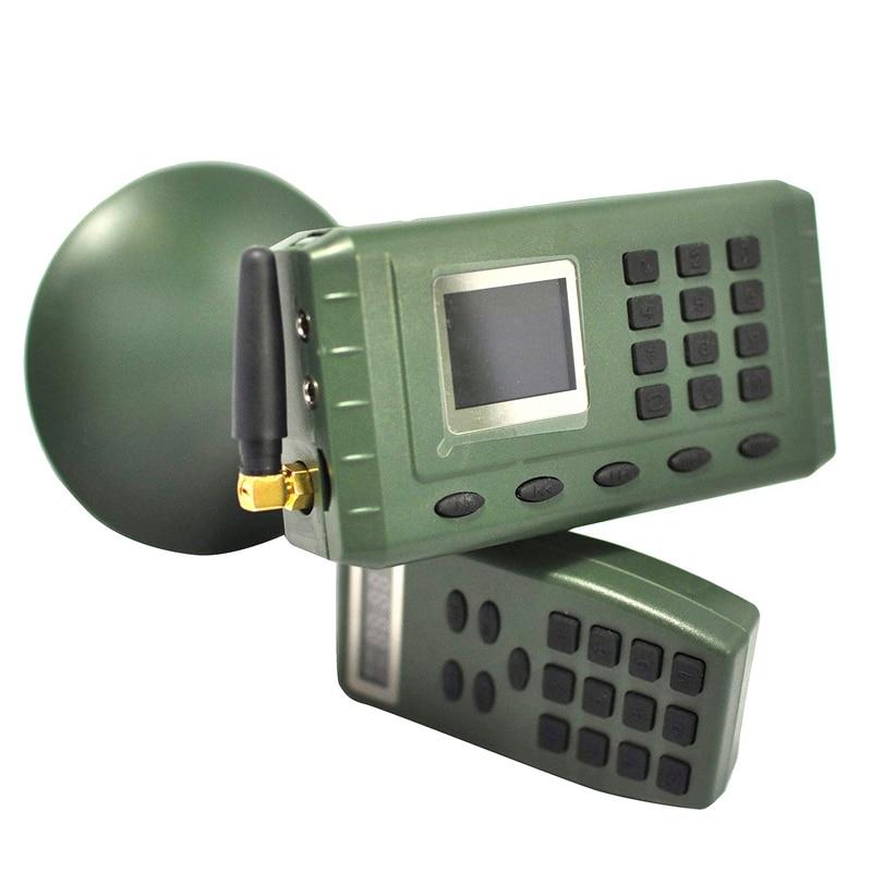 Hot Outdoor Hunting Bird Caller Bird Lure Sound MP3 Bird Speaker With 110 Bird Sounds Hunting Decay Speaker EU Plug