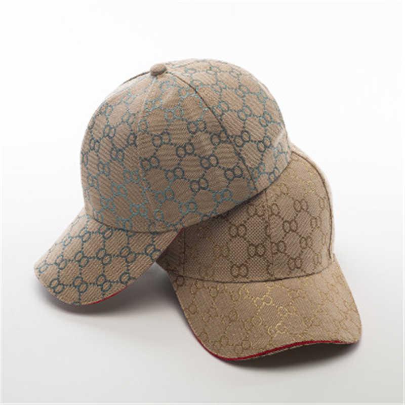 women/'s hat Golden hip hop Baseball Cap men Snapback adjustable Casual women
