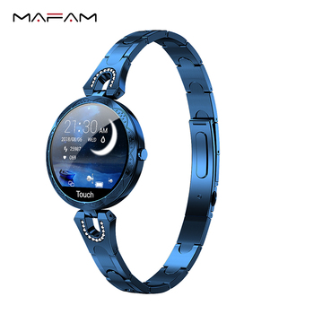 MAFAM smart watch bracelet women blood pressure health wristband fitness tracker watch smart heart rate monitor waterproof 1