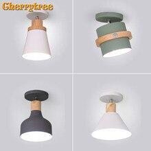 Decke lichter nordic dekoration hause decke lampe loft decor wohnzimmer leuchtet moderne lampe schlafzimmer küche leuchten led
