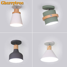 Plafond Verlichting Nordic Decoratie Thuis Plafondlamp Loft Decor Woonkamer Lichten Moderne Lamp Slaapkamer Keuken Verlichtingsarmaturen Led