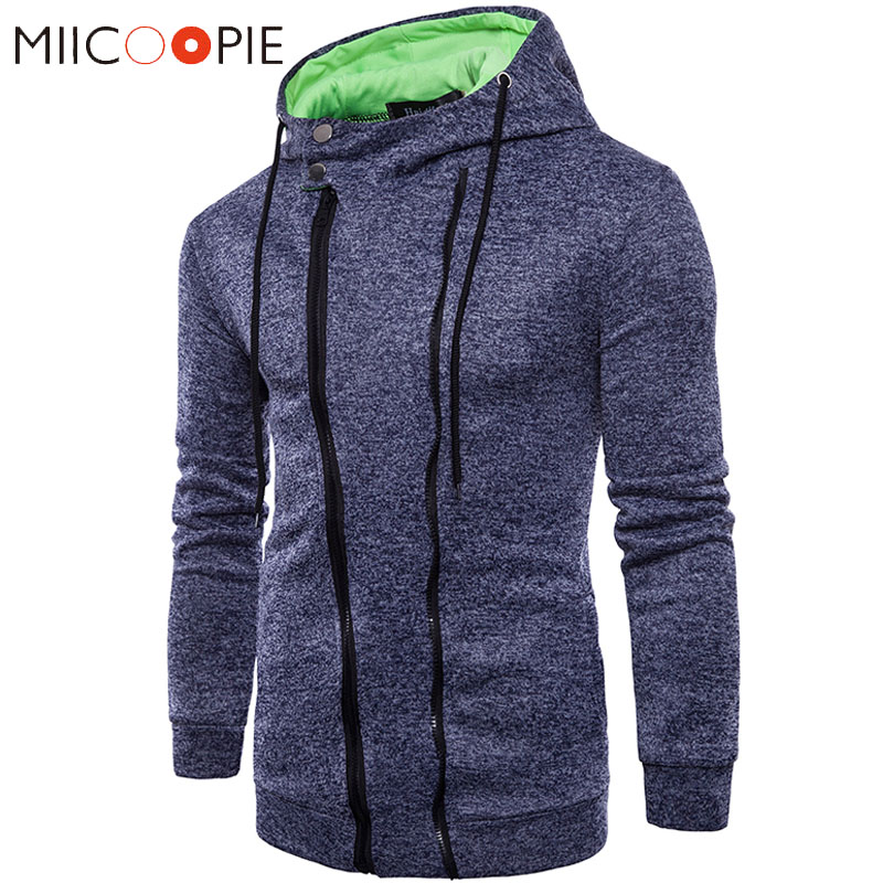 Double Zipper Hoodie Men Fashions Assassins Creed Solid Hip Hop Sudadera Hombre New Spring Autumn Pullover Hoody Sweatshirts 3XL image