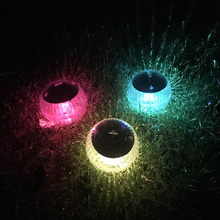 Hot Solar Water Drift Lamp Pool Light Floating Underwater LED Disco Glow Show Swimming Tub Spa Piscine