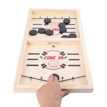 Juegos de mesa de madera, Shuffleboard, SlingPuck Winner