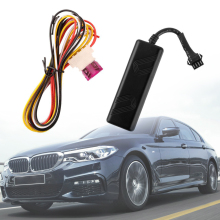 GPS Tracker Vehicle Tracking Device Waterproof Motorcycle Car Mini GPS GSM GPRS Locator with Real Time Tracking professional car gps tracker tracker gps locator gsm gprs real time tracking anti theft device protect privacy with 4p 2p cable